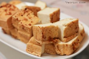 Fried tofu 2 by patchow