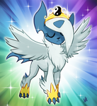 Absol is that you? by VengefulSpirits