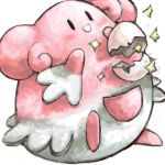 blissey by SailorClef
