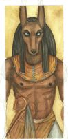 Anubis by CannedTalent