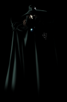 Vampire Hunter D color by Arc-Ecclesia