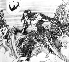 Darksiders II by darkogoku