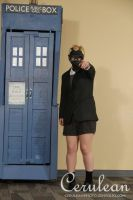 Doctor Who Photoshoot: Jamie the Empty Child by StrangeStuffStudios