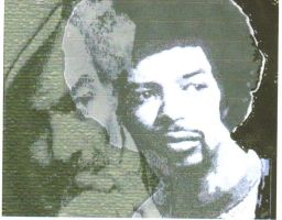 Gil Scott-Heron by KirqArts
