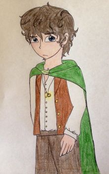 F For Frodo by DaeDae13