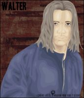 Walter Sullivan by bleedingshards