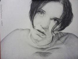 Brian Molko by BrunoB86