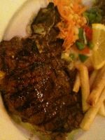 La Caritas T-Bone Steak by Gexon