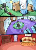 Testing backgrounds 1 by NOADROW
