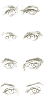 Eyes 7 by TheScarecrow6