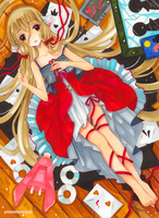 +Chobits: Hearts and Holes+ by larienne