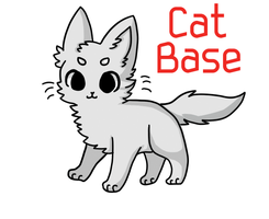 Cute Cat Base Pack V1- 15 Points- VIEW DESCRIPTION by Wishlings