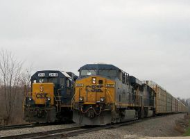CSX Power by LDLAWRENCE