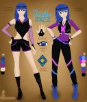 Avatar Jazz Concept Art by Jazmin-Jazz