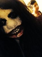 Jeff The Killer Costume 2 by OHo3o