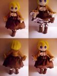 Lolita Armin Plush by StrawberryParall