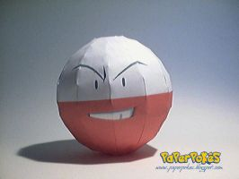 Electrode by P-M-F