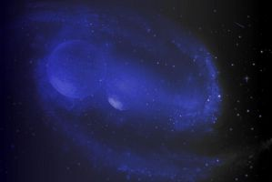 Space Premade Background.. by WelshDragonStockNArt