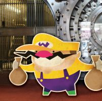 Wario by GrayDaddy