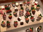 Chocolate Covered Strawberries - Vday 2017 by frisket17