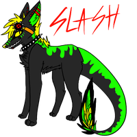 Slash by toxicfox100