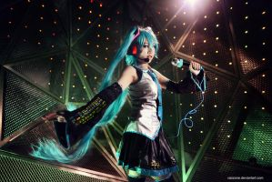 Miku - Melody by vaxzone