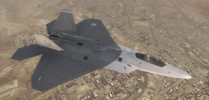 F-22A - Osean Air Defense Force by Jetfreak-7