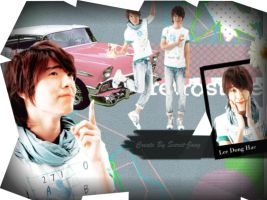 Donghae Oppa by crystalSHINee4evr
