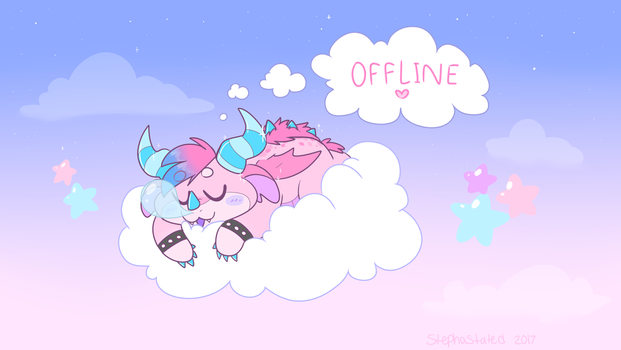 offline by stephastated