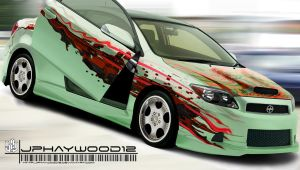 Scion3 by jphaywood12