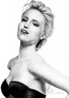 Dianna Agron by fabien804
