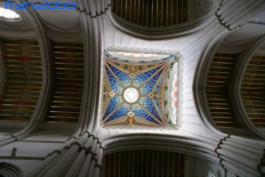 Ceilings, nothing more than c by franzlobo