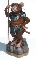 RODENT WARRIOR by thebiscuitboy