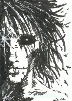 Sandman Sketch Card by Graymalkin2112