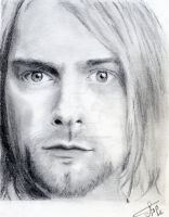 Kurt Cobain by GoBeyondTheCover