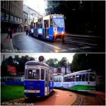 . Trams . by KimikoTakeshita