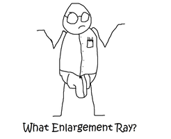 Enlargement Ray by LordW007
