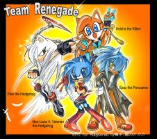 Team Renegade by tikal