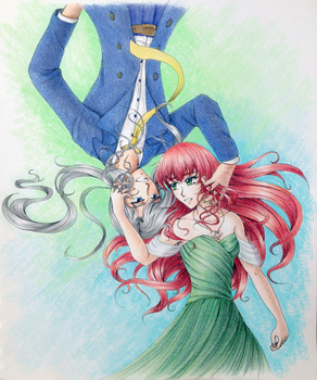 Alice and Irial 2016 by twilgiht150