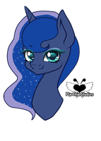 Luna Bust by Dare2DreamMedia