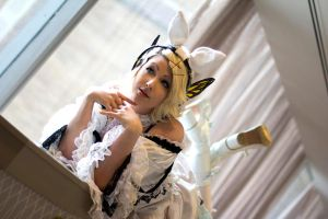 Vocaloid Cosplay Photo Contest - #44 Demoiselle by miccostumes