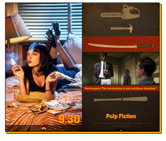 Pulp Fiction - 7.29.11 by Bande-Apart