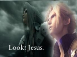 Sephiroth.Cloud The Christians by TwineoftheTwelve