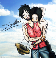 D Brothers by KiraiRei