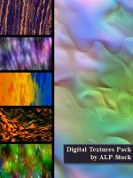 Digital Textures Pack by ALP-Stock