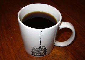 Cup of Coffee. by Mnemothra