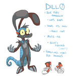 Dillo (ref 2014) by anteatr