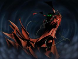 Spawn by SiriusSteve