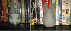 My Neighbour Totoro Plushie - Studio Ghibli by AlexsPlushies