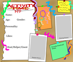Activity Time App Idea by AskMattieandFriends